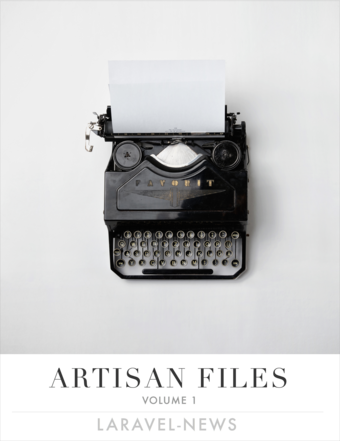 Artisan Files Volume 1