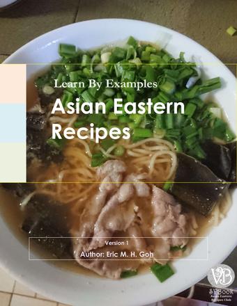 Asian Eastern Recipes Club - Singapore Recipes