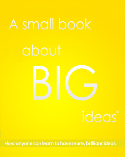 A small book about BIG ideas