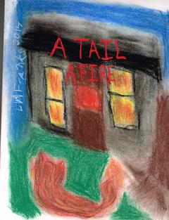A Tail Afire