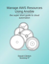 Manage AWS Resources Using Ansible