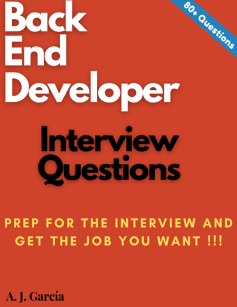 Backend Developer Interview Questions