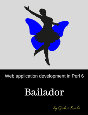 Web Application Development in Perl 6