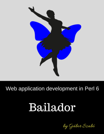 Web Application Development in Perl 6