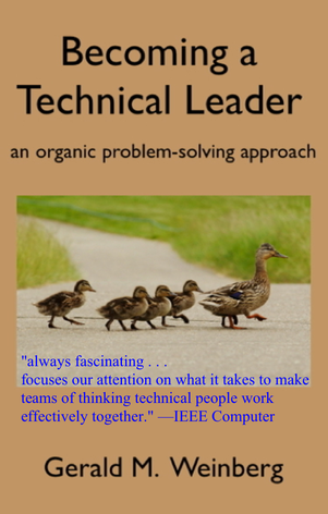 Becoming a Technical Leader