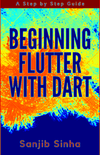 Beginning Flutter with Dart