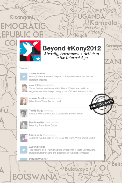 Beyond Kony2012