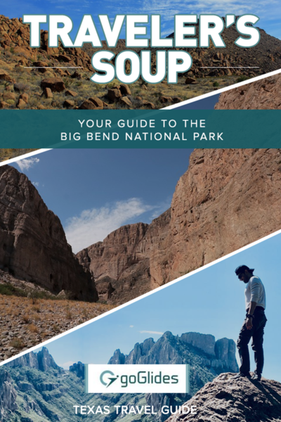 Your Guide To The Big Bend National Park