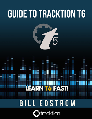 Guide to Tracktion T6