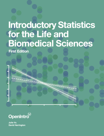 Introductory Statistics for the Life and Biomedical Sciences