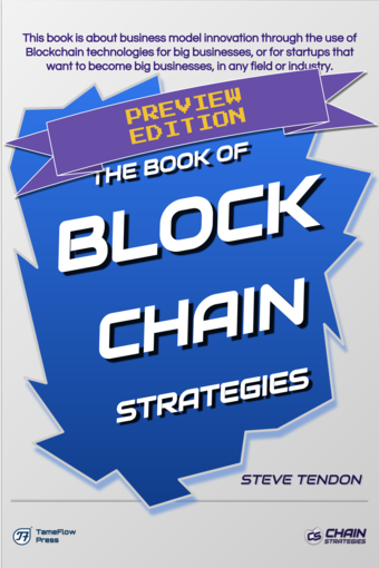 Book of Blockchain Strategies PREVIEW EDITION