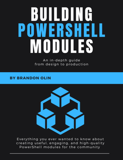 Building PowerShell Modules