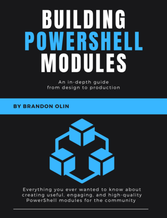 Building PowerShell Modules