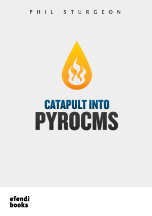 Catapult into PyroCMS