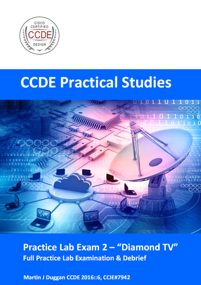 CCDE Practical Studies - Practice Lab 2