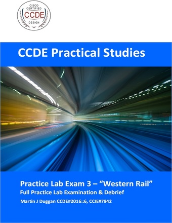 CCDE Practical Studies - Practice Lab 3