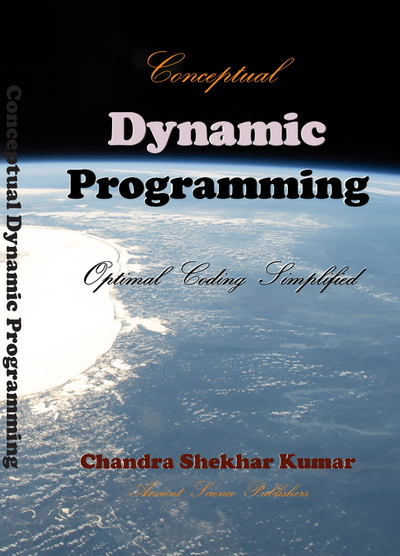 Conceptual Dynamic Programming : Optimal Coding Simplified