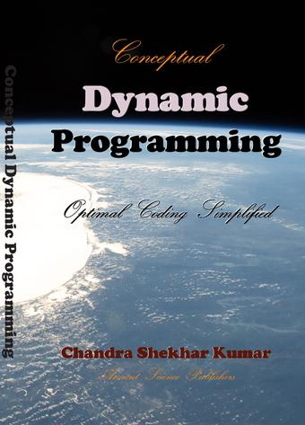 Conceptual Dynamic Programming : Optimal Coding Simplified