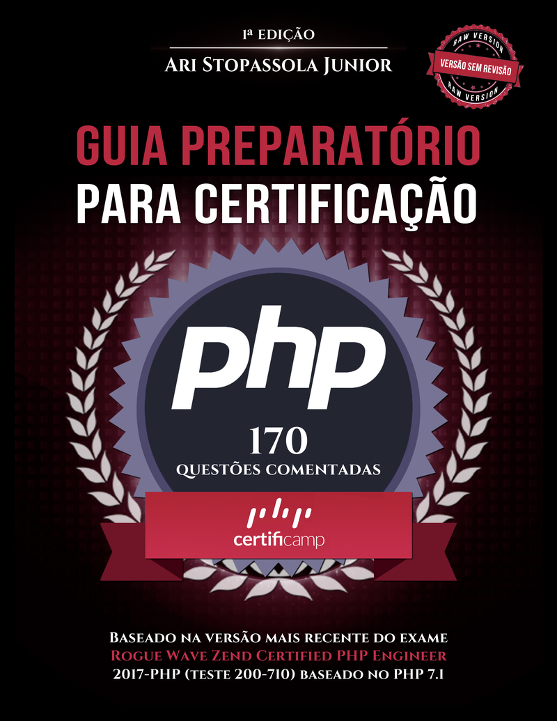 Php Zend Certified Engineer Ebook