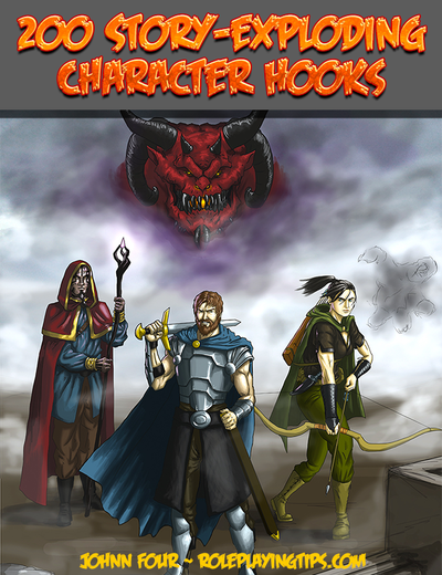 200 Story-Exploding Character Hooks