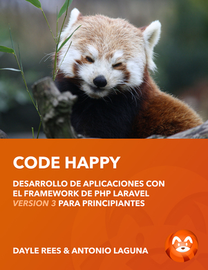 Laravel: Code Happy (ES)