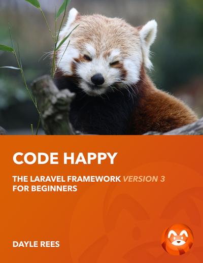 Laravel: Code Happy (IT)