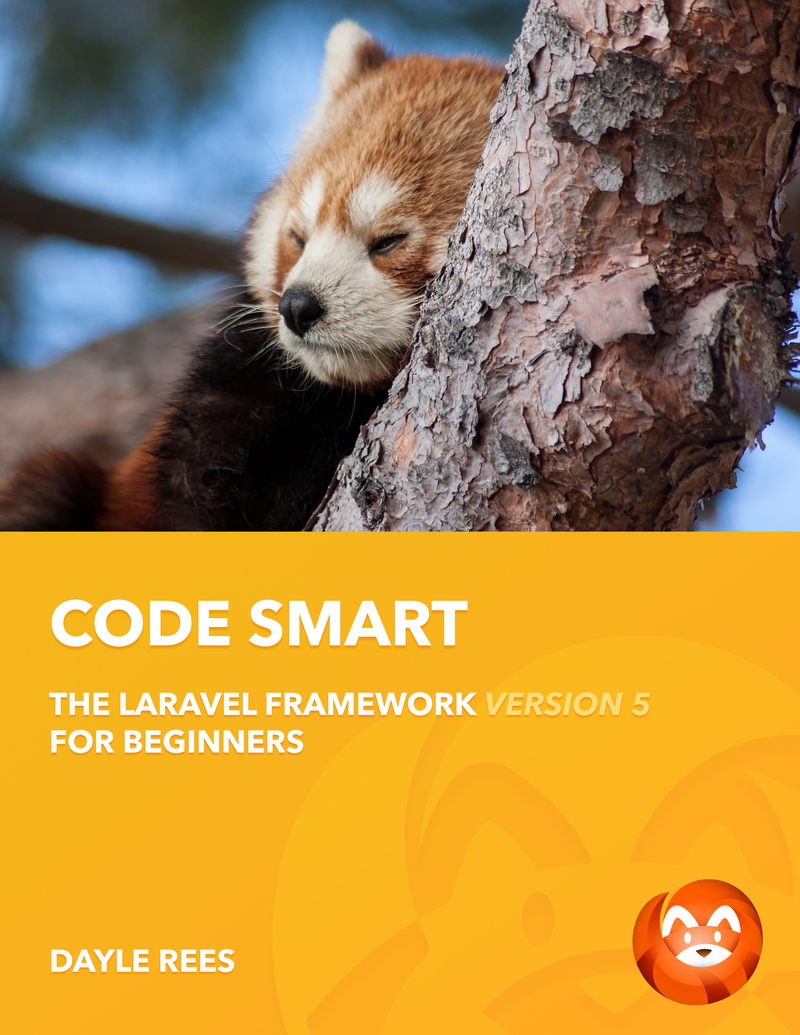 Laravel: Code Smart by Dayle Rees [Leanpub PDF/iPad/Kindle]