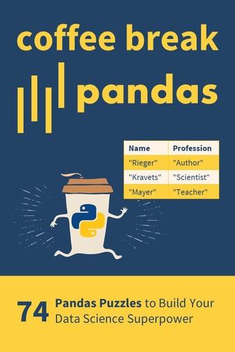 Coffee Break Pandas