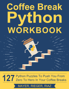 Coffee Break Python Workbook