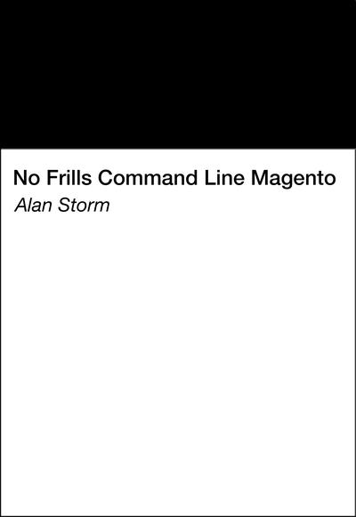 No Frills Command Line Magento
