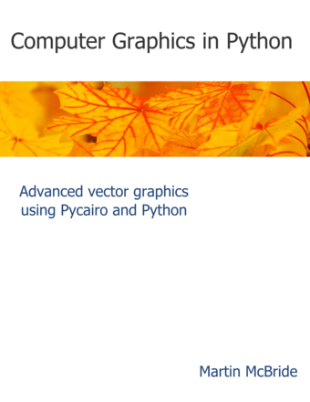 Computer graphics in Python