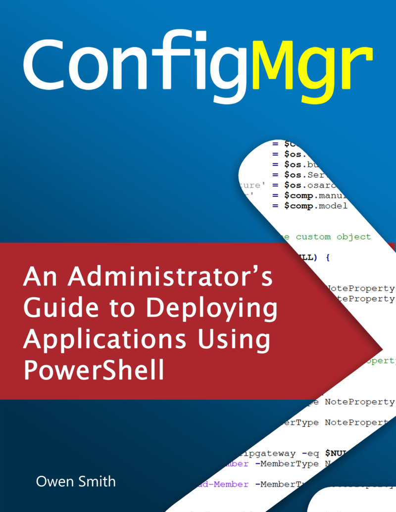 ConfigMgr - An Administrator's… by OwenThe2 [PDF/iPad/Kindle]