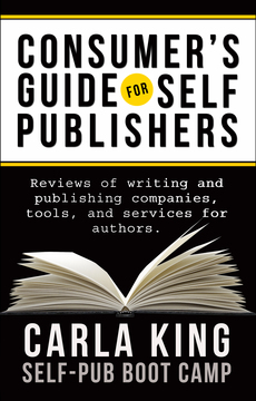 Consumer's Guide for Self-Publishers