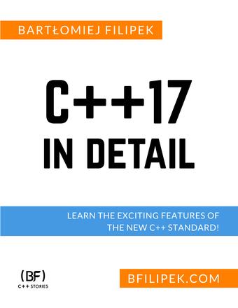 C++17 in Detail
