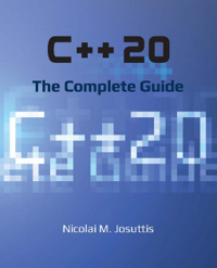 C++20 - The Complete Guide