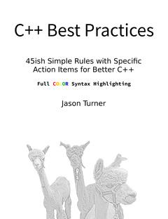C++ Best Practices