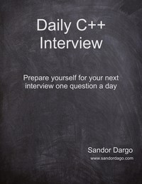 Daily C++ Interview