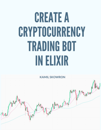 Create a cryptocurrency trading bot in Elixir
