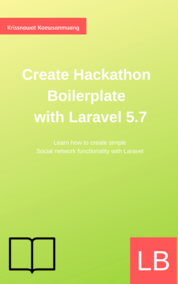 Create Simple Boilerplate in laravel 5.7