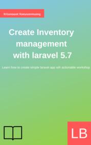 Create Simple Inventory Management in Laravel 5.7