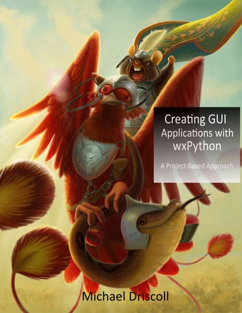 Creating GUI Applications with wxPython