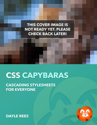 CSS Capybaras