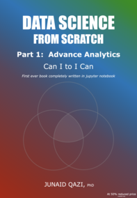 Data Science From Scratch (Part 1) — Advance Analytics
