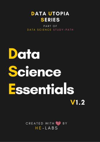 Data Science Essentials