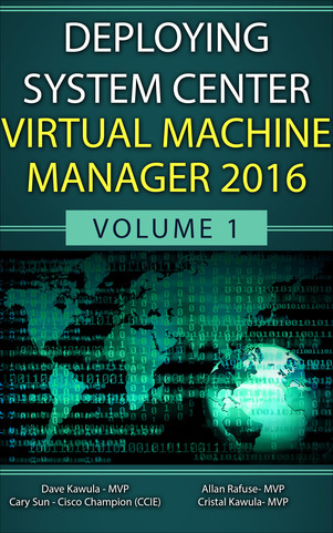 Deploying System Center Virtual Machine Manager 2016