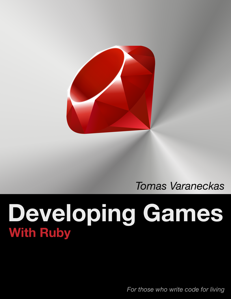 Developing Games With… by Tomas Varaneckas [PDF/iPad/Kindle]