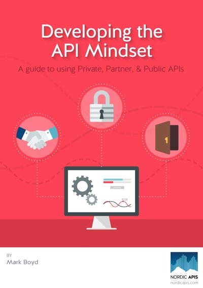 Developing the API Mindset