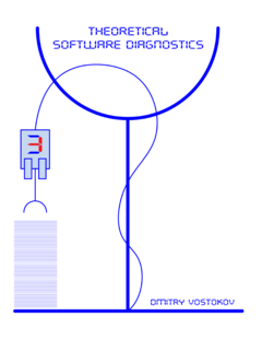 Theoretical Software Diagnostics