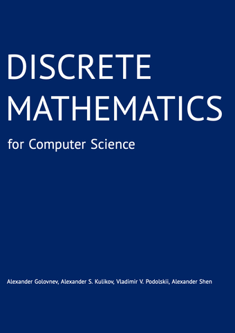 Discrete Mathematics for Computer Science