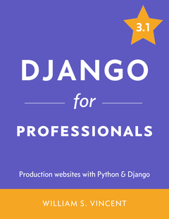 Django for Professionals